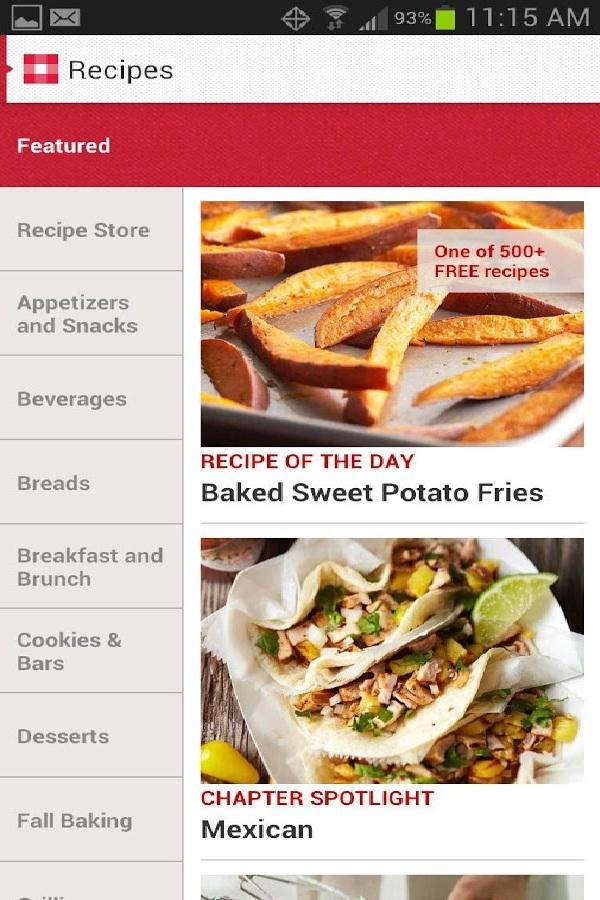 Bhg.com-Best Recipe Websites