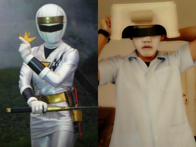 Yes That Is A Potty-12 Cheap Yet Funny Cosplays Ever