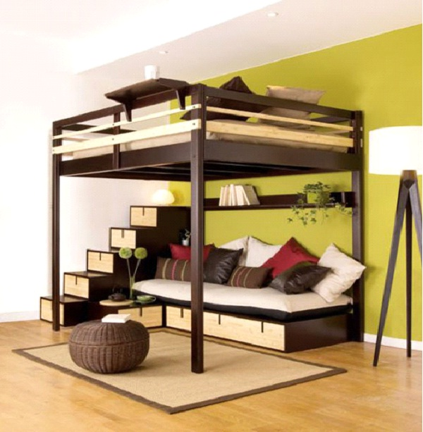 Stacked-Amazing Lofts For Adults