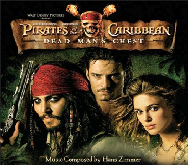 Pirate Of The Caribbean: dead Man's Chest - $225-Most Expensive Films Till Now