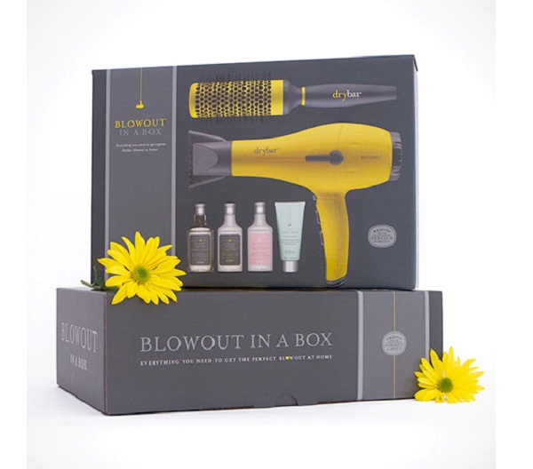 Dry Bar Blowout In A Box-Christmas Gift Ideas