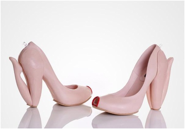 Kick Up Your Heels-Crazy Yet Creative High Heel Designs By Kobi Levi