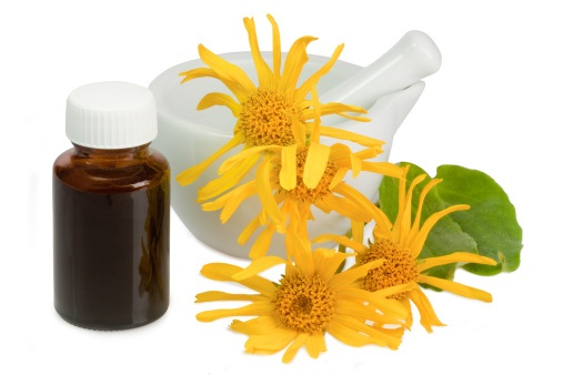 Arnica Oil-Simple Home Remedies For Hair Fall
