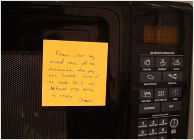 Timer Pet Peeve-Absolutely Hilarious Parental Notes