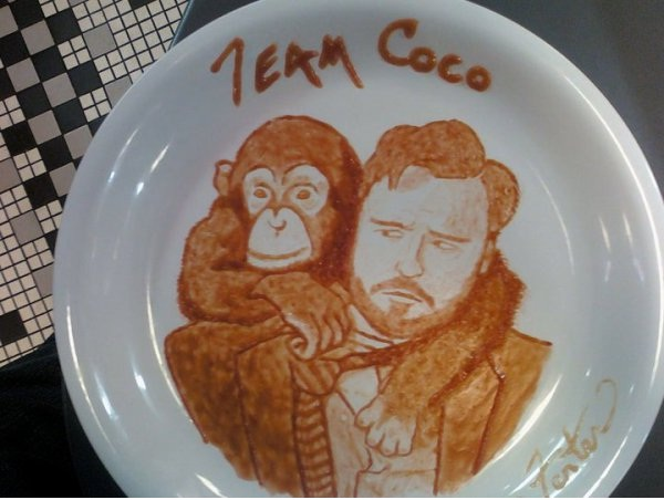 Team Coco-Amazing Ketchup Art