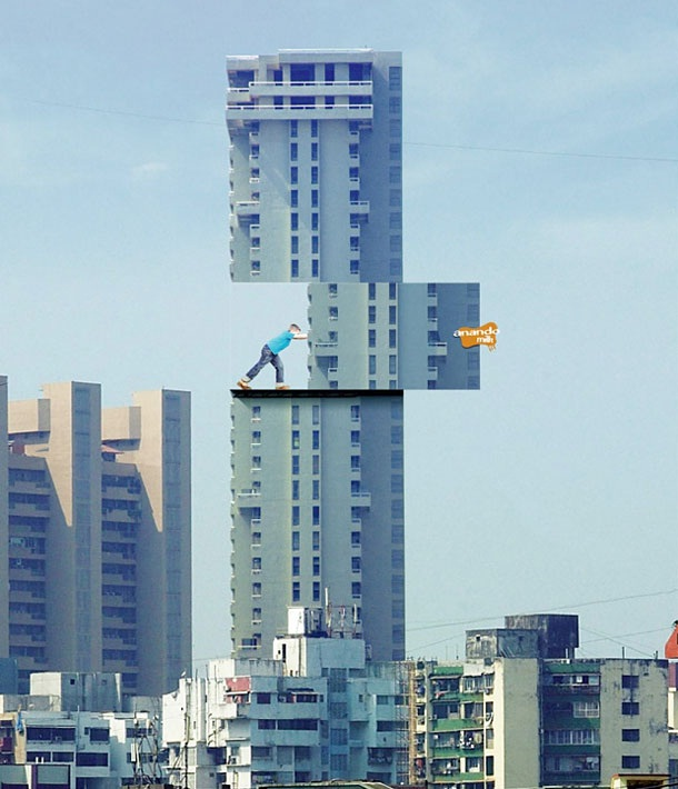 Mind blowing-Brilliantly Clever Billboard Ads