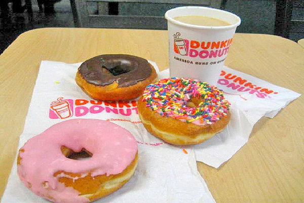 Dunkin' Donuts-Top Fast Food Restaurants In The World