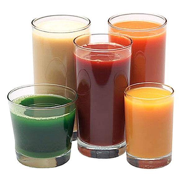 Vegetable juice-Foods That Suppress Your Appetite