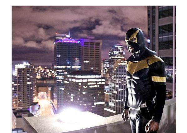 Phoenix Jones-Real Life Superheroes With Incredible Abilities