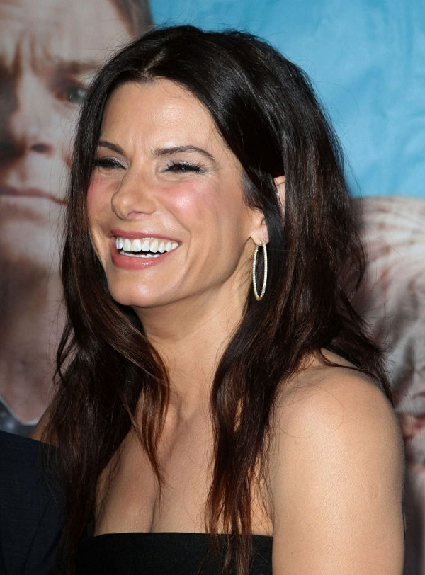 Sandra Bullock-12 Best Female Celebrity Smiles Ever