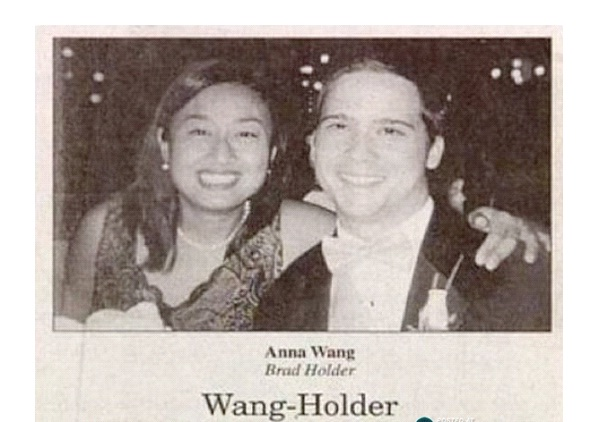 Wang Holder-12 Funniest Wedding Last Name Combinations Ever