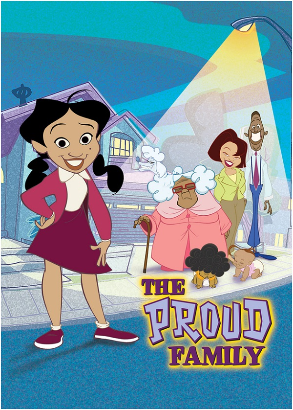 The Proud Family-Disney Shows That We Wish Would Come Back.