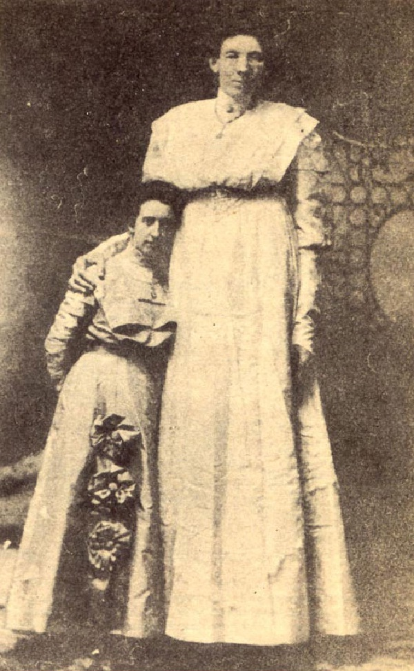 Ella Ewing-Tallest Women In The World