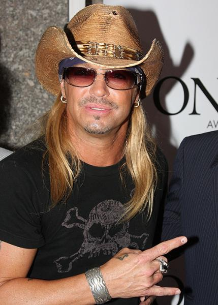 Bret Michaels-Celebrities Who Made Sex Tapes