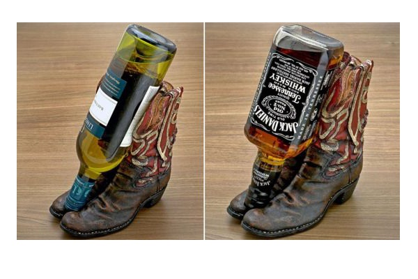Rustic Favorite-Creative Bottle Holders
