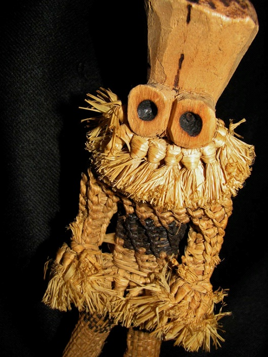 African Tribal Doll- Trilogy Of Terror-Most Scary Demon Toys In Movies