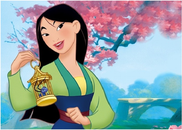 Mulan-Best Disney Princess Love Quotes