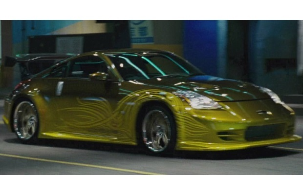 2002 Nissan Fairlady Z-Coolest Cars In The Fast And The Furious