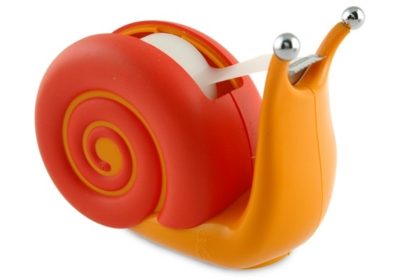 Snail-Cool Dispensers You Can Actually Buy