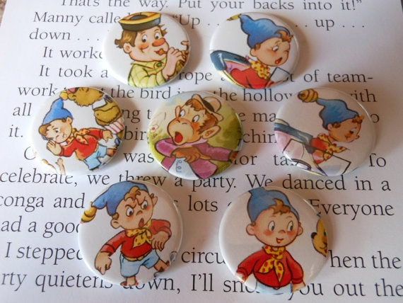 Noddy-Etsy Items That Will Remind You Of Your Childhood