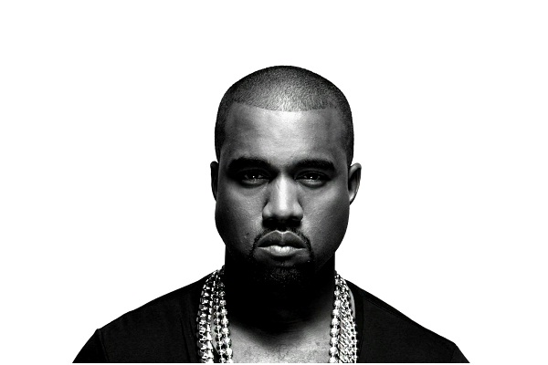 Kanye West-Famous Rappers