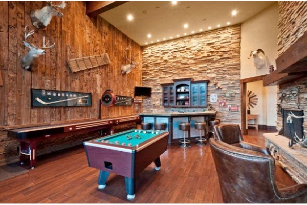 The Lodge-Awesome Man Caves