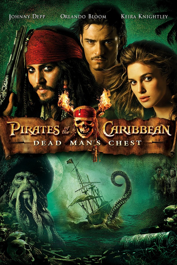 Pirates of the Caribbean: dead Man's Chest-Highest Revenue Generating Movies Ever