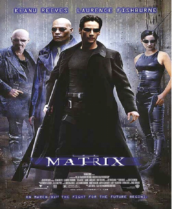 The Matrix-Best Action Movies Of All Time