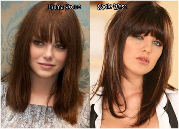 Emma Stone Vs. Sadie West-Celebrities & Their Pornstar Lookalikes