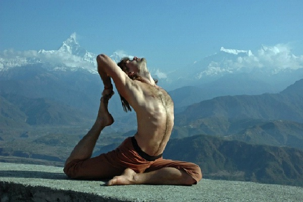Do Yoga-How To Become An Athlete