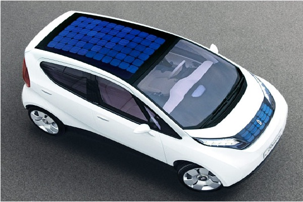 Vehicles-Popular Solar Powered Things