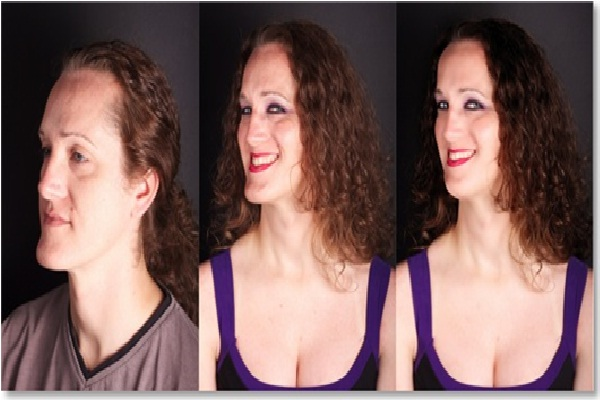 A Great Smile-Male To Female Transformations