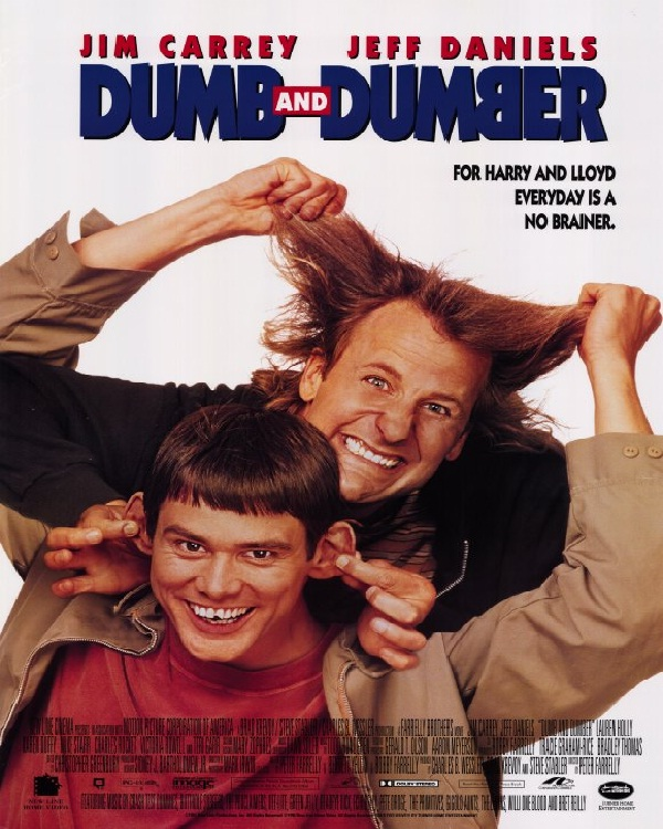 Dumb and Dumber-Best Comedy Movies Of All Time