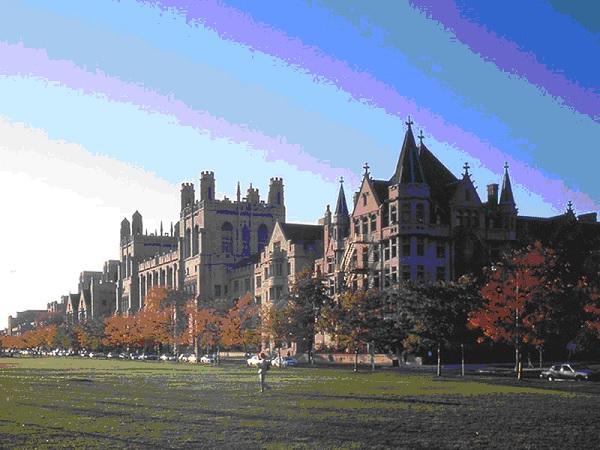 University of Chicago-Best Universities In The World.