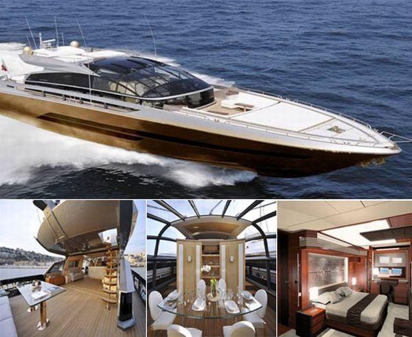 History Supreme-Most Amazing Yachts