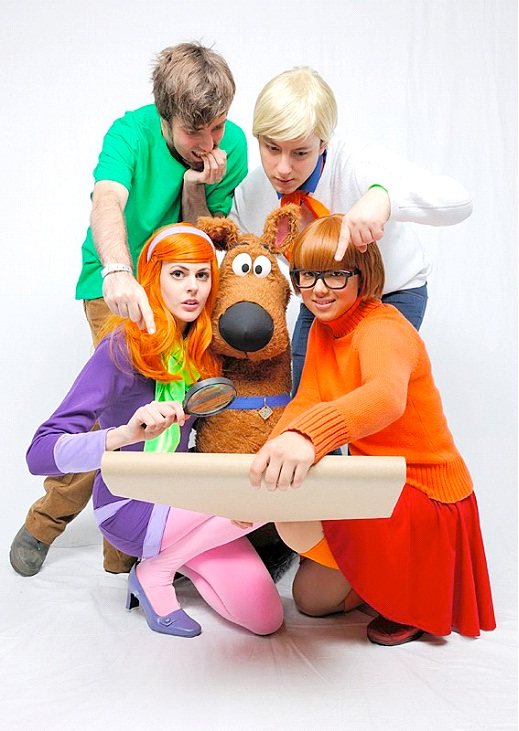 The Map-24 Best Scooby Doo Cosplays Ever