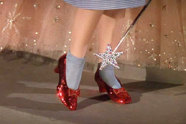 Harry Winston Ruby Slippers $3 mil-Most Expensive Things In The World