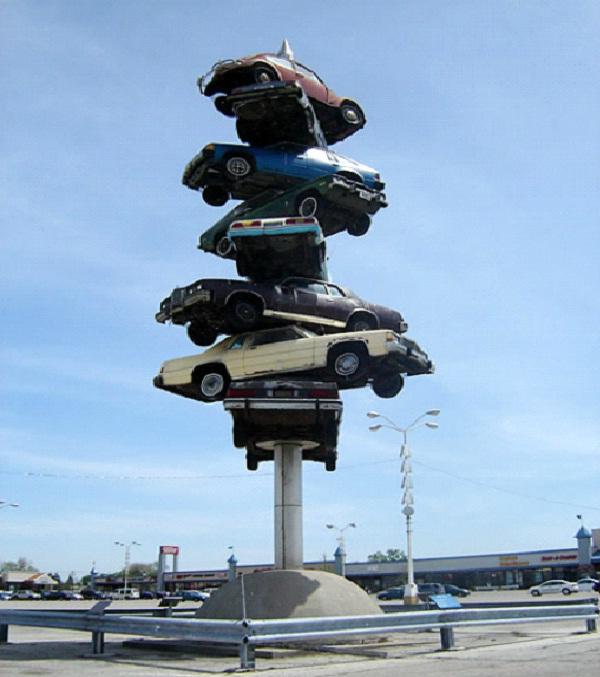 Pole Park-Craziest Parkings Ever