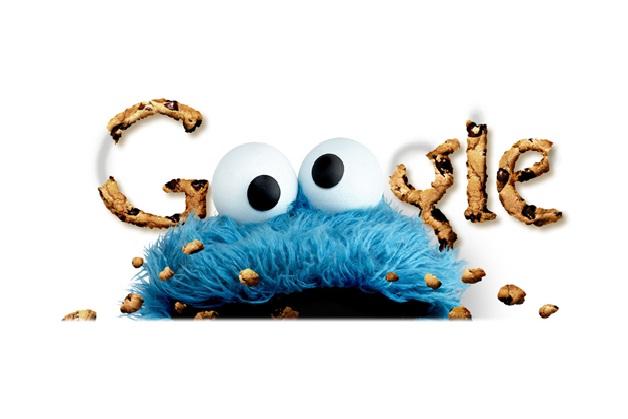 Sesame Street Anniversary-Amazing Google Doodles