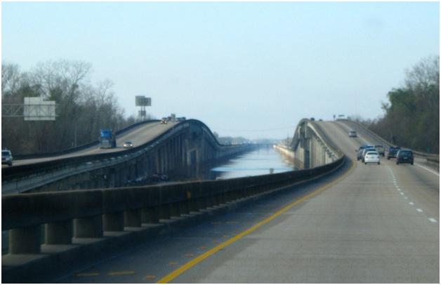 Atchafalaya Basin Bridge-Longest Bridges In The World