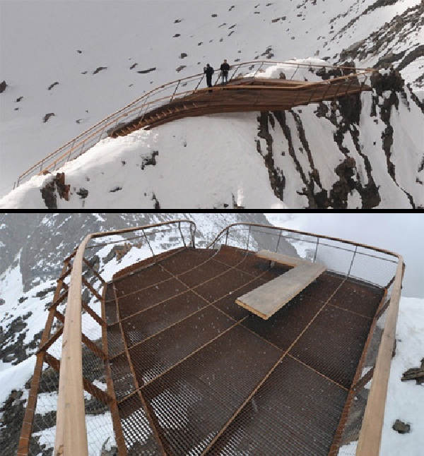 Top of the Tyrol-Breathtaking Viewing Platforms Around The World