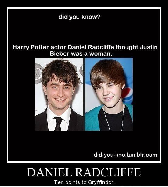 Daniel deserves points-'10 Points For Gryffindor' Memes