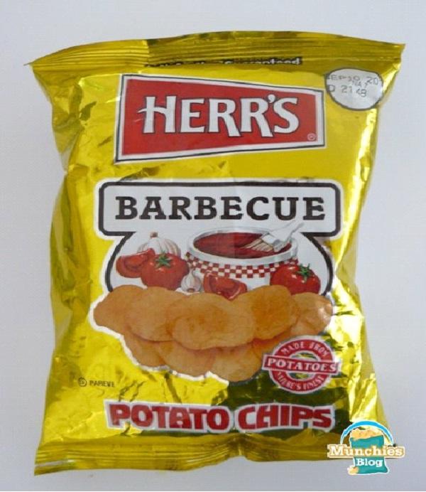Herr's Potato Chips-Best Chips In The World