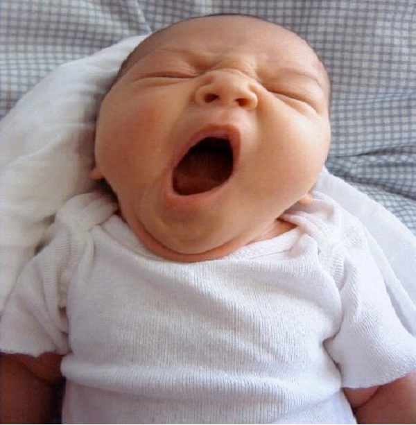 Yawning-Most Common Natural Human Instincts