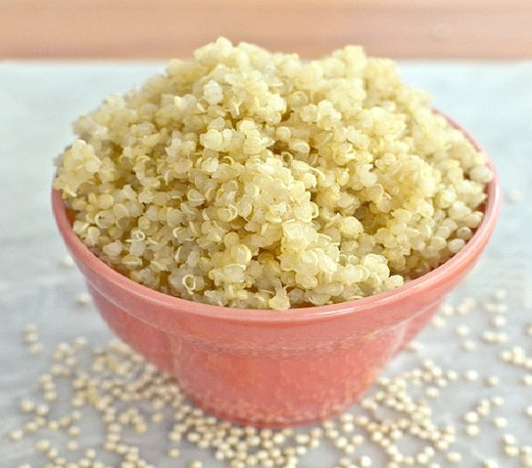 Quinoa Instead of Rice-Healthy Food Alternatives To Your Daily Food