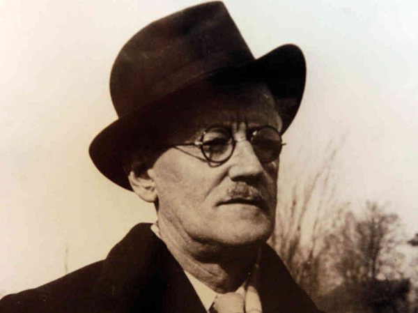 James Joyce-Great People Who Were Also Perverts