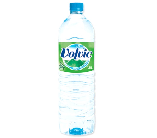 Volvic Natural Spring Water-Best Bottled Water To Drink
