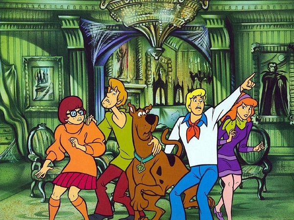 The Scooby Gang-Famous Fictional Detectives