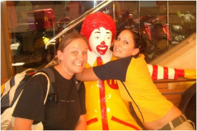 Ronald McDonald Got Women with Ease-Sad Reality Of Ronald McDonald