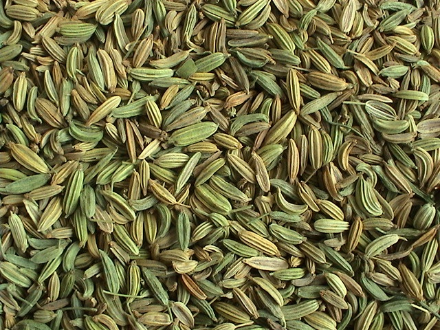 Fennel seeds-Simple Home Remedies For Indigestion Problems
